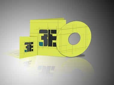 Diseño de Imagen corporativa y papeleria para empresa 3E