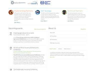 Index Insurance Forum