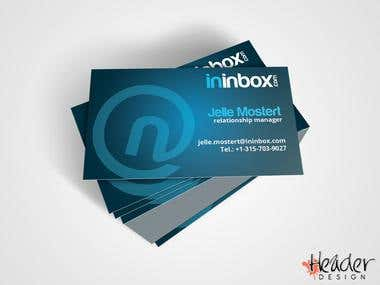 Business Card Ininbox
