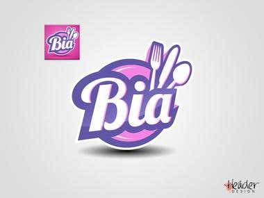 Logo for Bia App