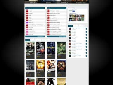 Video Streaming Website