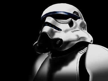 Stars Wars Clone