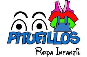 Logo tienda online de ropa infantil