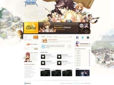 Website LevelOut Ragnarok Online