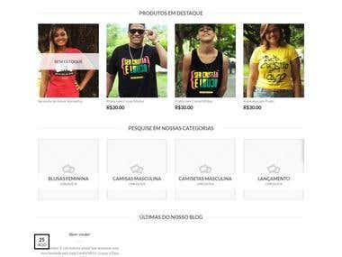 Loja Virtual SCL Store