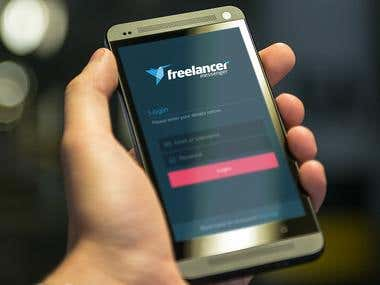 Official Freelancer.com Android App [Version 1.0]