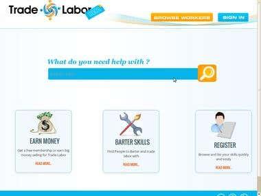 Trade labor