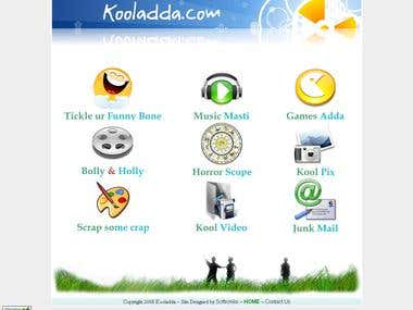 KoolAdda - Online Entertainment