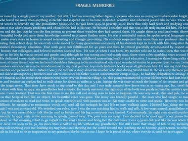 Fragile Memories