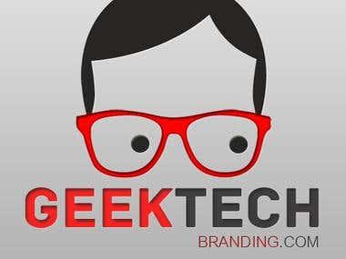 Geek Tech - Logo Design