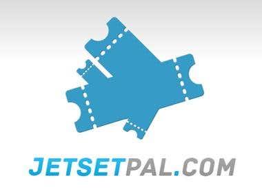 JetSetPal - Logo Design
