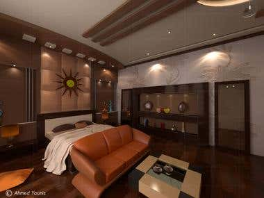 samples for interior and exterior work