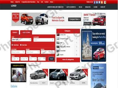 classified web portal