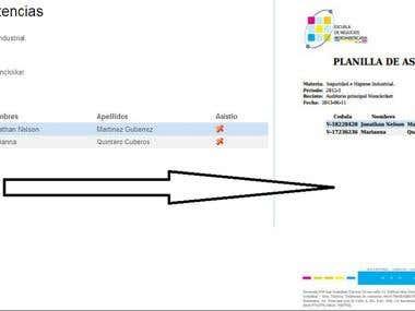 Sistema de Control de Estudios ENI