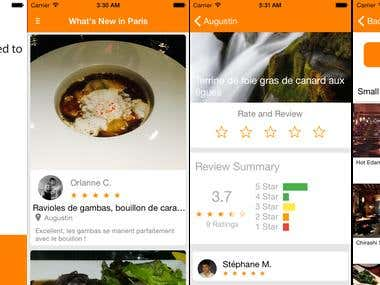 Foodiz App