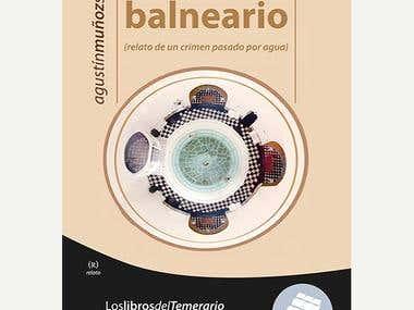 """Diseño editorial \""""El balneario\"""""""