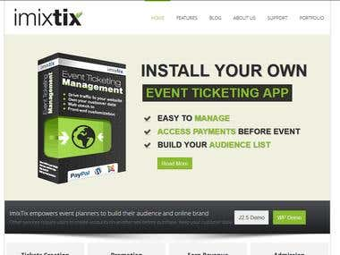 Imixtix Event management