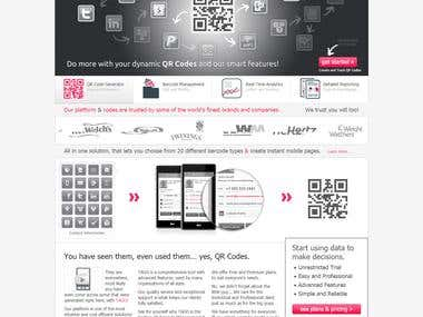 Mobile Application( QR Code Management)
