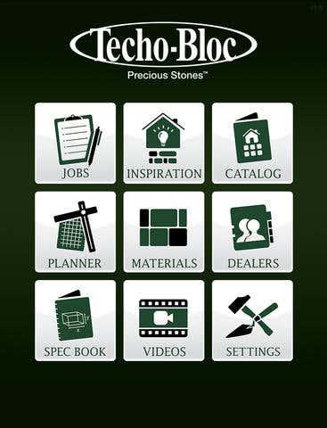 iOS app for contractors