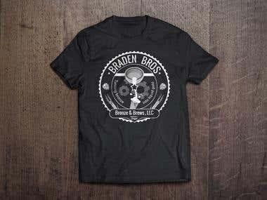 T-Shirt Design for Braden