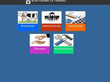Sistema Web para Control de Producción Animal