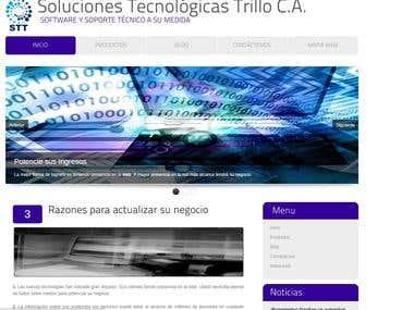 Página Web Publicitaria