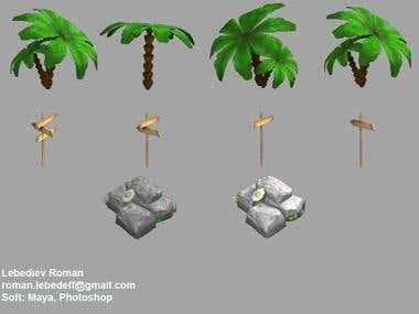 Environment models