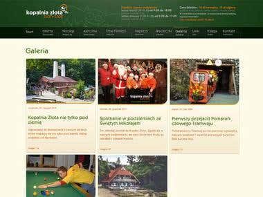 www - Kopalnia Zlota (Gold Mine)