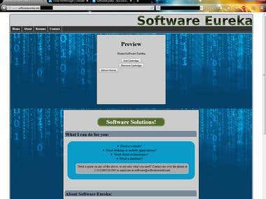 Software Eureka Edit On The Fly Web Server