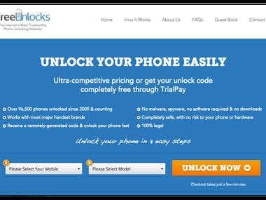 Worlds Third Largest Mobile Unlocking Website