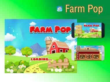 Farm Pop Game