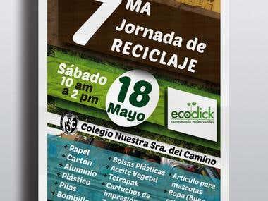 7th Recycling day trip Nuestra Sra. del Camino School