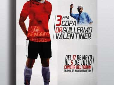 3rd Dr. Guillermo Valentiner Cup
