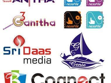 Logo Mob App, Sailing, Add Agency, Media Comp., SEO Web Site