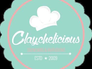 Claychelicious Logo