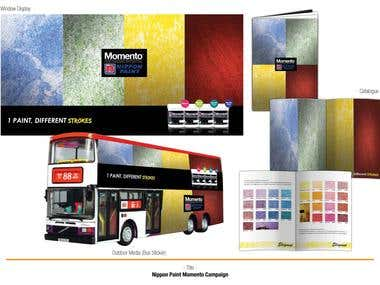 Nippon Paint Momentum Campaign