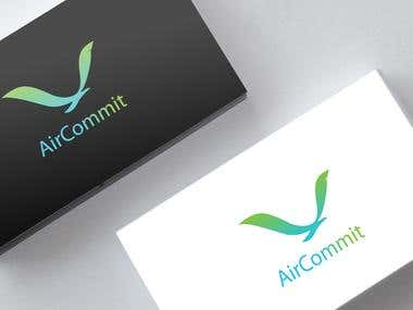 Design a Logo for AirCommit
