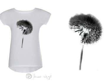 T-shirt print designe