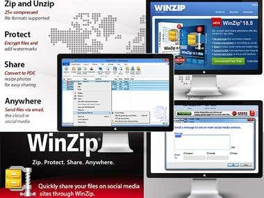 WinZip Tool