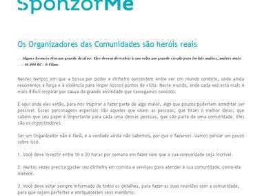 Tradução Espanhol (mexicano) para Português