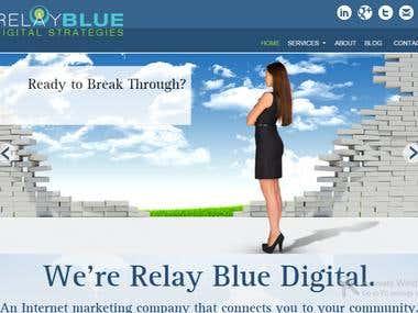 Relay Blue