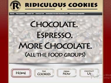 Ridiculous Cookies