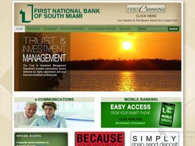 FNBSM | First National Bank of South Miami