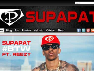 I Am Supapat ( WordPress )