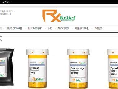 Online Drug pharmacy
