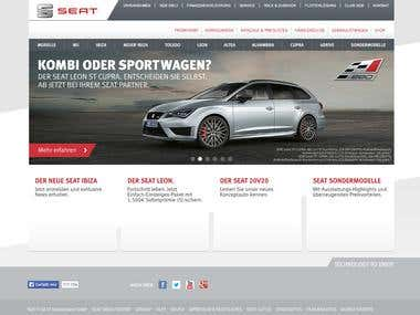 Seat Germany
