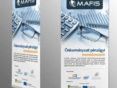 Mafis Rollup Banner