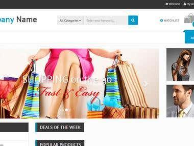 ebay.com clone