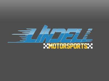 Logo for Lindell motorsports