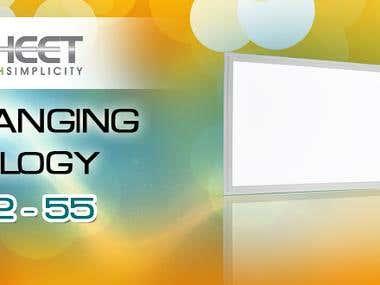 Banner Design - Litesheet (LS4812)